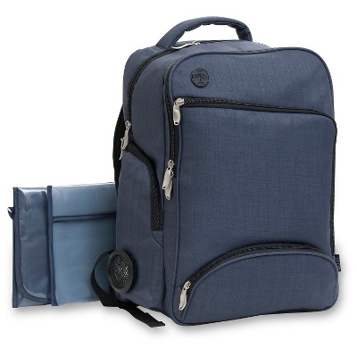 XLR8 Connect and Go Diaper Bag -  Navy