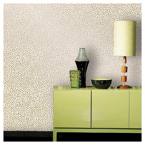 Devine Color Speckled Dot Peel Stick Wallpaper Target