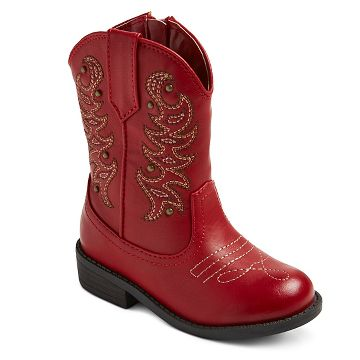 Toddlers Cowboy Boots Target