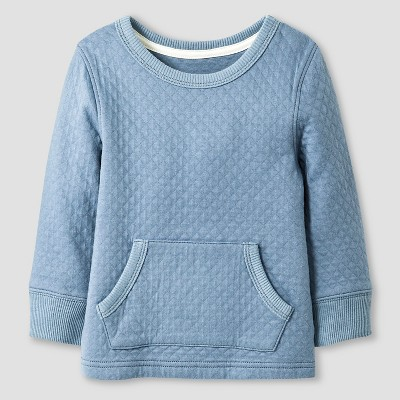 Baby Boys' T-Shirt - Spa Blue 12 M - Genuine Kids™ from Oshkosh®