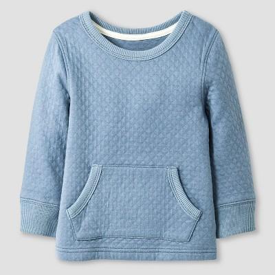 Baby Boys' T-Shirt - Spa Blue 18 M - Genuine Kids™ from Oshkosh®