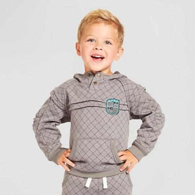 Toddler Boys' Tee Shirt - Radiant Gray 2T - Genuine Kids™ from Oshkosh®