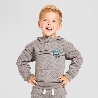 Toddler Boys' Tee Shirt - Radiant Gray 3T - Genuine Kids™ from Oshkosh®