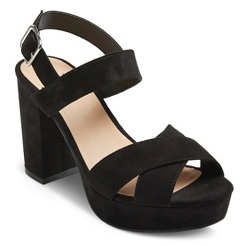mossimo platform shoes target