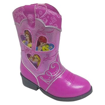 Pink Western Boots Shoes : Target