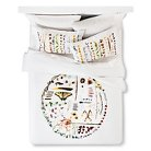 Circle Of Life Duvet Cover Set Multicolor - Still By Mary Jo™