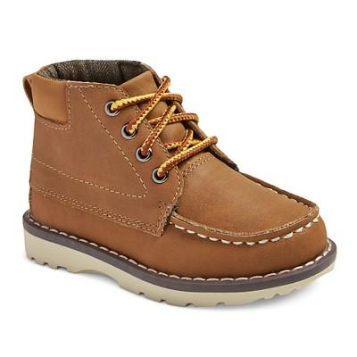 Toddler Boys' Calvin Hiking Boots Cat & Jack™ - Tan 5