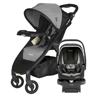 RECARO Performance Marquis Luxury Travel System - Granite