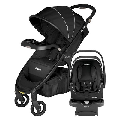 RECARO Performance Marquis Luxury Travel System - Onyx