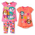 Nickelodeon Toddler Top And Bottom Set 2T - Pink