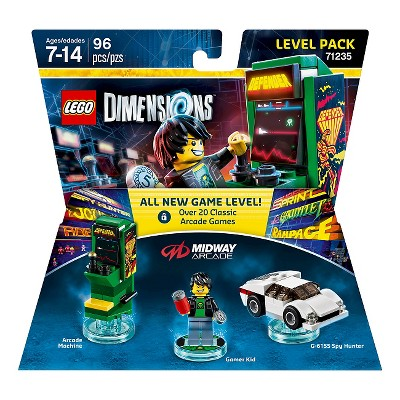 LEGO Dimensions - Midway Arcade Level Pack