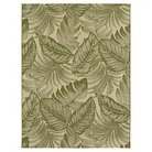 5'x7' Outdoor Rug - Tropical Leaves - Threshold™