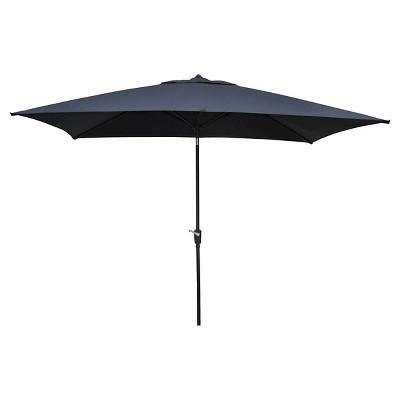 Perfect 5x10ft Rectangular Patio Umbrella Threshold Product Details .