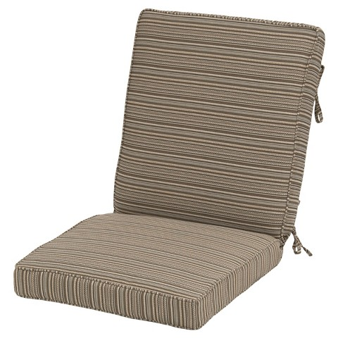 Outdoor Chair Cushion Smith & Hawken™ Tar