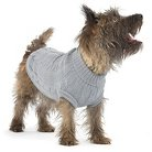 House of Paws Cable Knit Dog Sweater