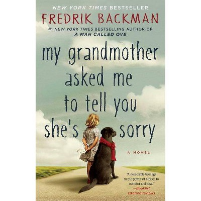 Target Club Pick April 2016: My Grandmother Asked Me to Tell You She's Sorry by Fredrik Backman