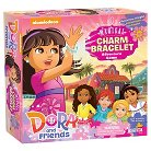 Briarpatch Nickelodeon Dora and Friends Magical Charm Bracelet Adventure Game