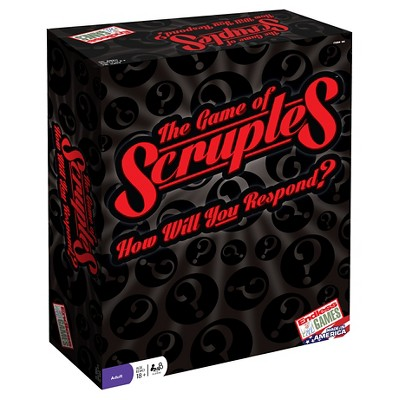 Endless Games The Game of Scruples