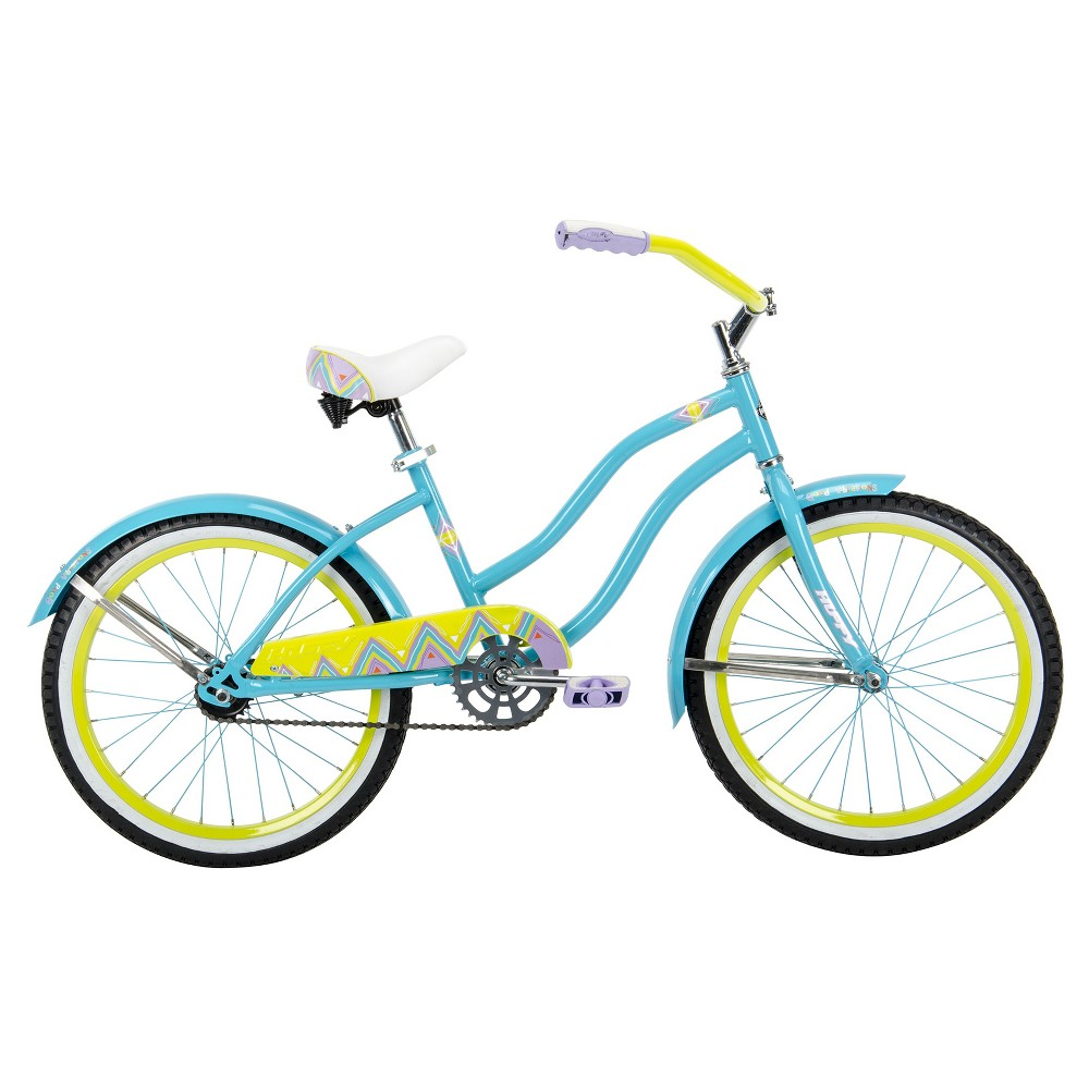 Huffy Girls Good Vibrations Cruiser 26, Blue