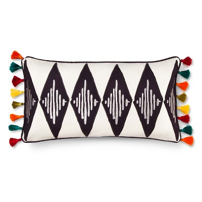 Decorative Pillow Mudhut Multi-colored