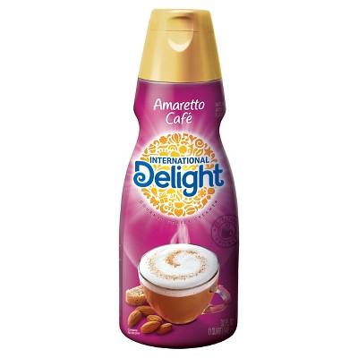 International Delight™ Amaretto Cafe Coffee Creamer 32 oz