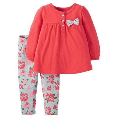Top And Bottom Sets Just One You 12  MONTHS Cherryland