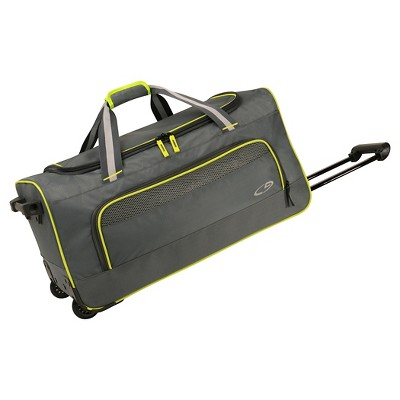 "C9 Champion® Wheeled Duffel - Grey (26"")"