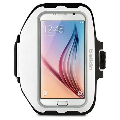 Samsung Galaxy S7 Armband - Belkin Sportfit Plus - Black
