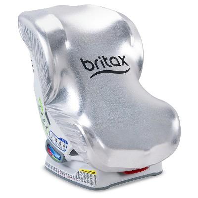 Britax Car Seat Cover/canopy Silver