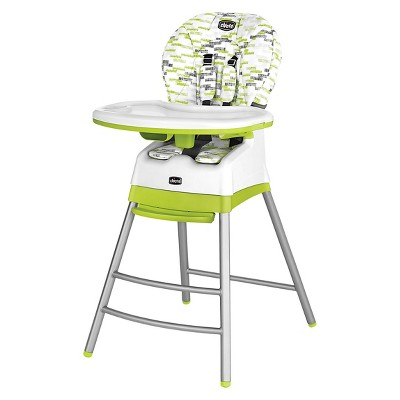 Chicco Stack 3 in 1 Highchair Kiwi
