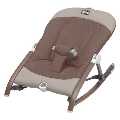 Chicco Pocket Relax Baby Bouncer Chestnut
