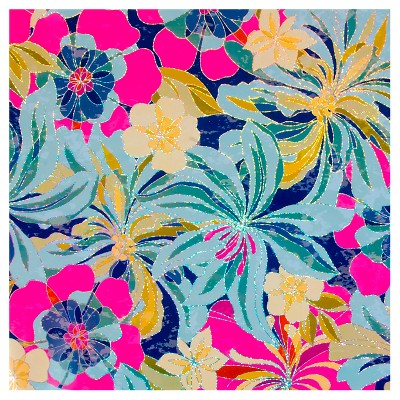 Papyrus Spring Floral Gift Wrap