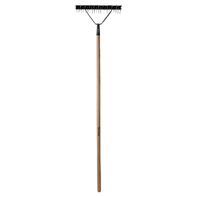 Stanley Accuscape™ Ash Wood Handle Thatching Rake