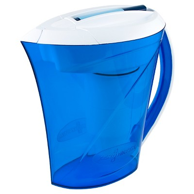 ZeroWater 10-Cup Ready-Pour Filtration Pitcher