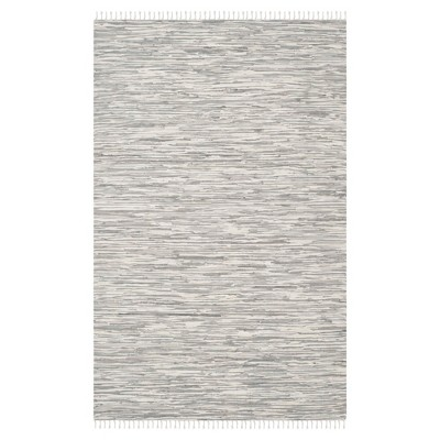 Safavieh Chasen Flatweave Area Rug - Silver (5' X 8')