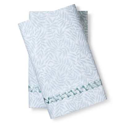 Eram Pillowcase Set (King) Light Blue - Fable®