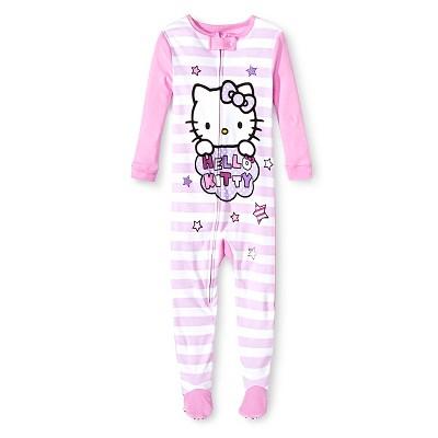 Hello Kitty Baby Girls' Sleep N Play - Pink 18M