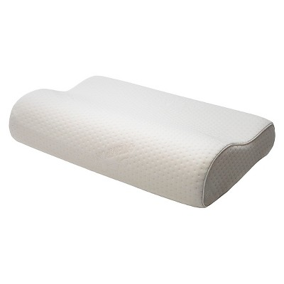 Tempur-Pedic Neck Pillow - White (Medium)