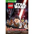 Lego Star Wars the Force Awakens ( DK Readers. Lego) (Hardcover)