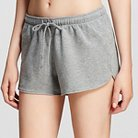 Women's French Terry Pajama short Heather Gray XS - Xhilaration™