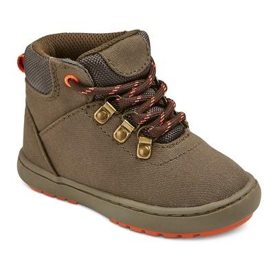 Toddler Boys' Genuine Kids Dade Sneakers - Green 9