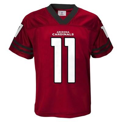 Arizona Cardinals Fitzgerald Boys Infant/Toddler Jersey 3T