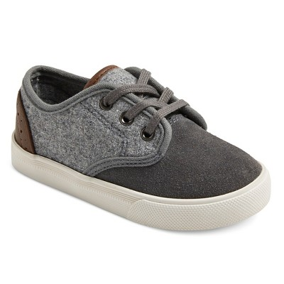 Toddler Boys' Liam Sneakers Cat & Jack™ - Grey 11