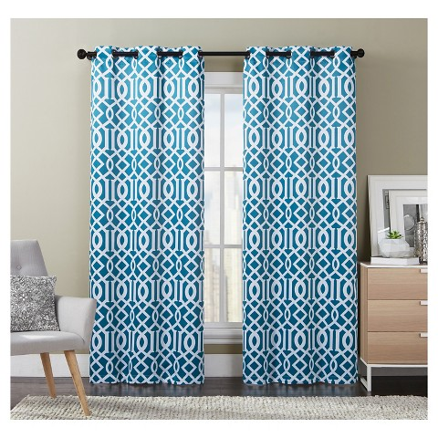 Vcny Aaron Room Darkening Curtain Panel Pair Target