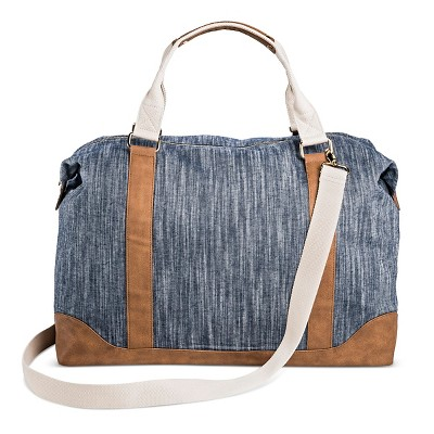 Women's Weekender Handbag Blue - Merona™