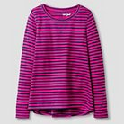 Girls' Woven Long Sleeve Tee Cat & Jack™ - Pink