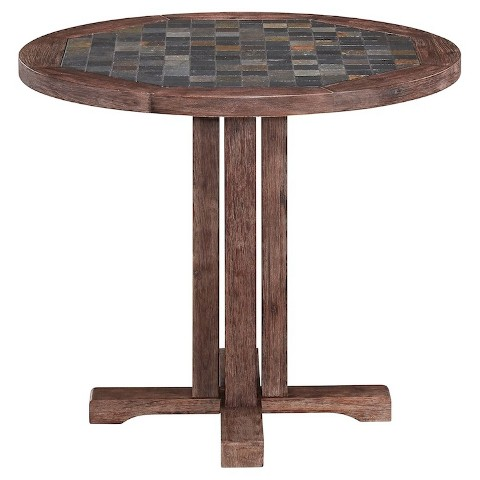 Home Styles Morocco 36 Round Patio Dining Table Product Details Page