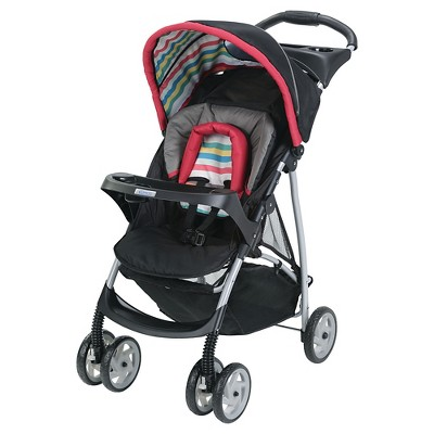 Graco Literider Stroller Click Connect - Play
