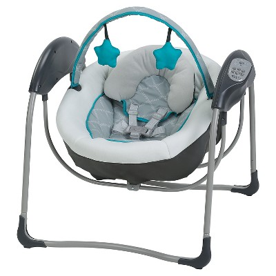 Graco® Glider Lite Swing - Finch