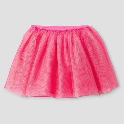 Baby Girls' Tutu Skirt - Bright Pink 12M - Cat & Jack™